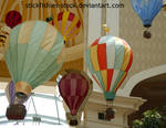 Bellagio Hot Air Balloons