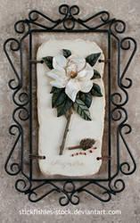 Magnolia Decoration 1