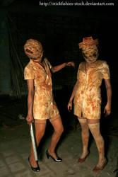 Silent Hill Nurses 1