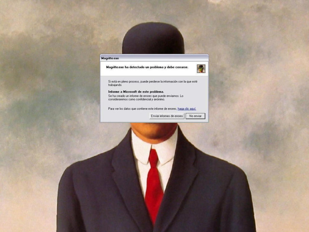 magritteexe by pedroluispalencia on -#main