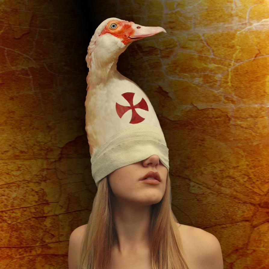 Sightless duckmitre by pedroluispalencia