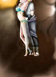 Bellydance - Sasuke and Sakura One Shot Cover