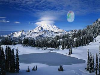 December Full Moon by FreeSpiritIris