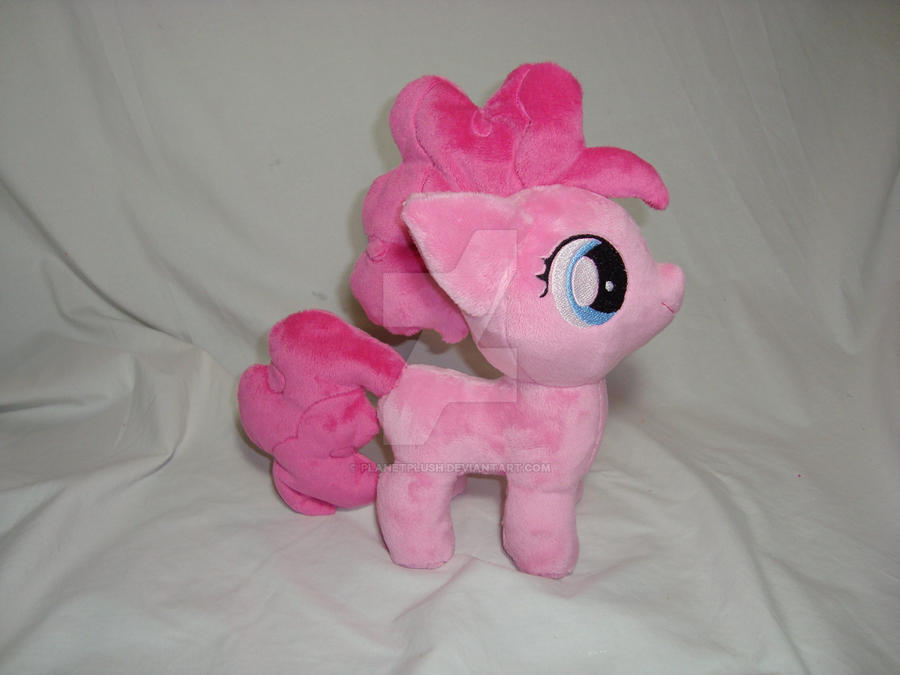 Pinkie Pie filly plush by PlanetPlush