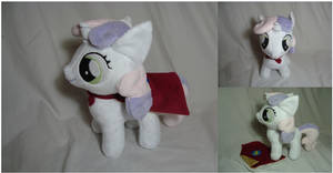Sweetie Bell plush w/cape by PlanetPlush