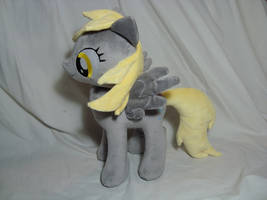 Derpy Hooves plush 2 by PlanetPlush