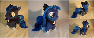 Princess Luna filly w/cutie mark
