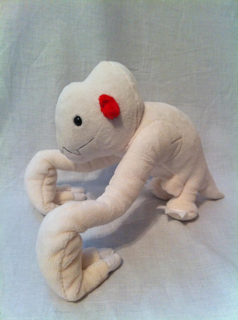 Cute Cloverfield Monster by PlanetPlush