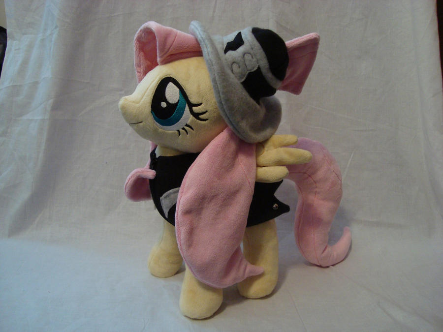 Private Pansy Fluttershy by PlanetPlush