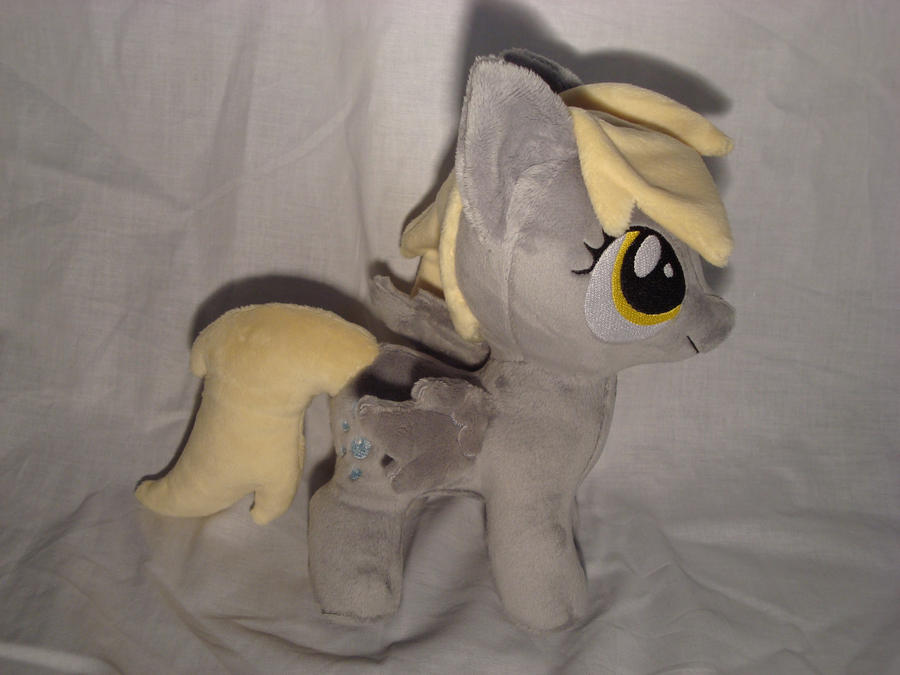 Derpy filly w/cutie mark by PlanetPlush