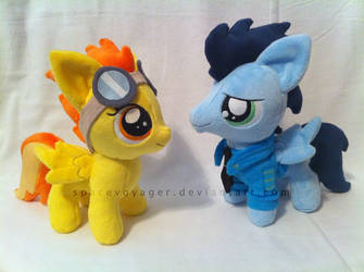 The Wonderbolts by PlanetPlush