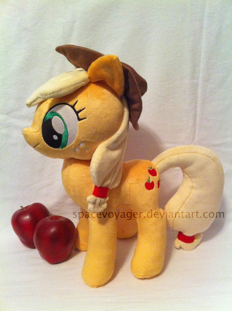 Applejack by PlanetPlush