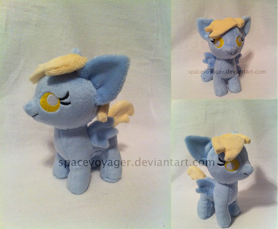 Baby Derpy by PlanetPlush