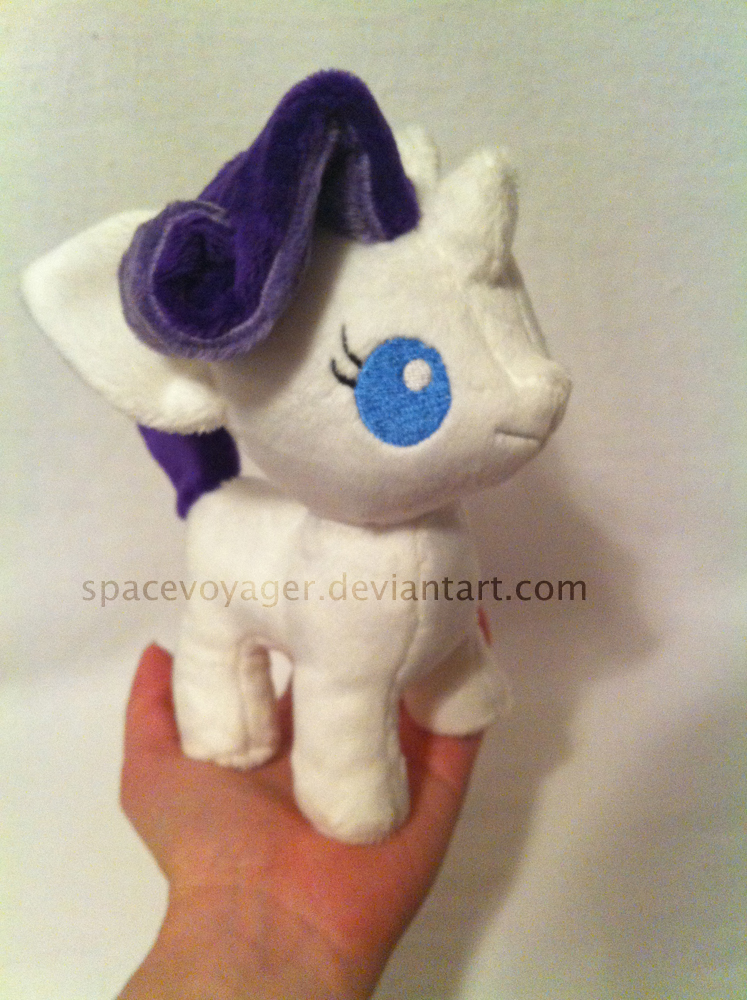 Baby Rarity by PlanetPlush
