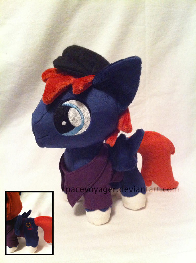 Fiddle OC colt by PlanetPlush