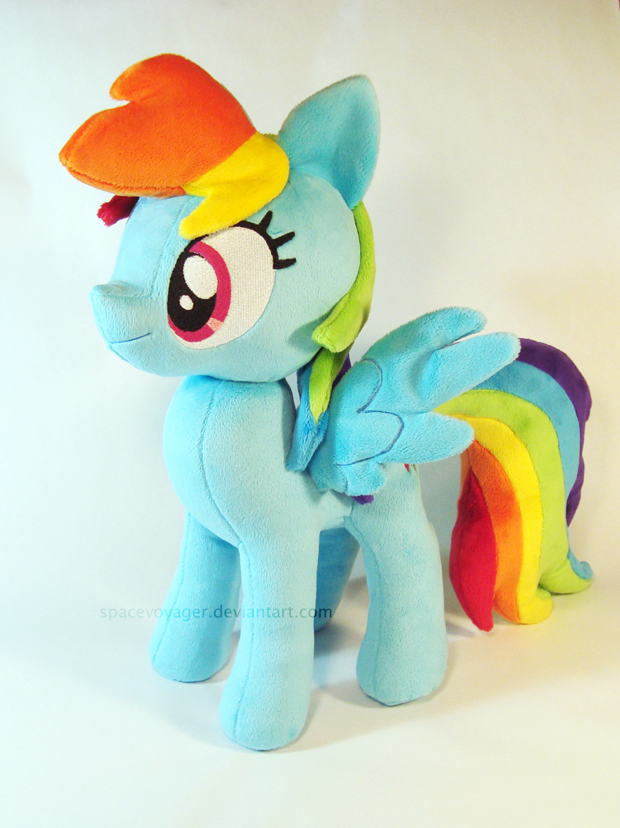 Rainbow Dash by PlanetPlush