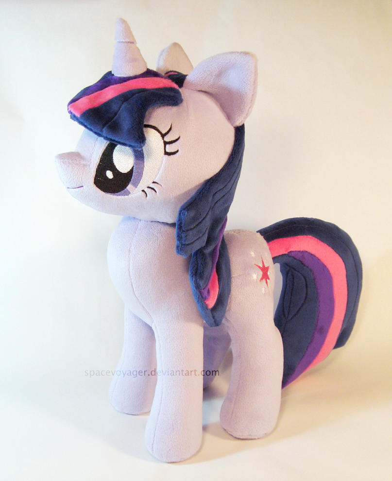 Twilight Sparkle by SpaceVoyager