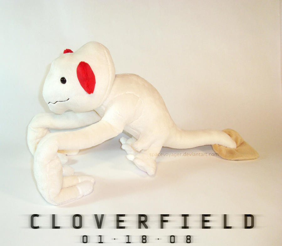 The Cloverfield Monster by SpaceVoyager
