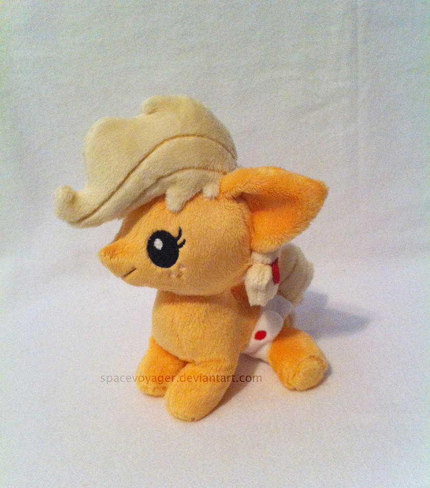 Baby Applejack by PlanetPlush