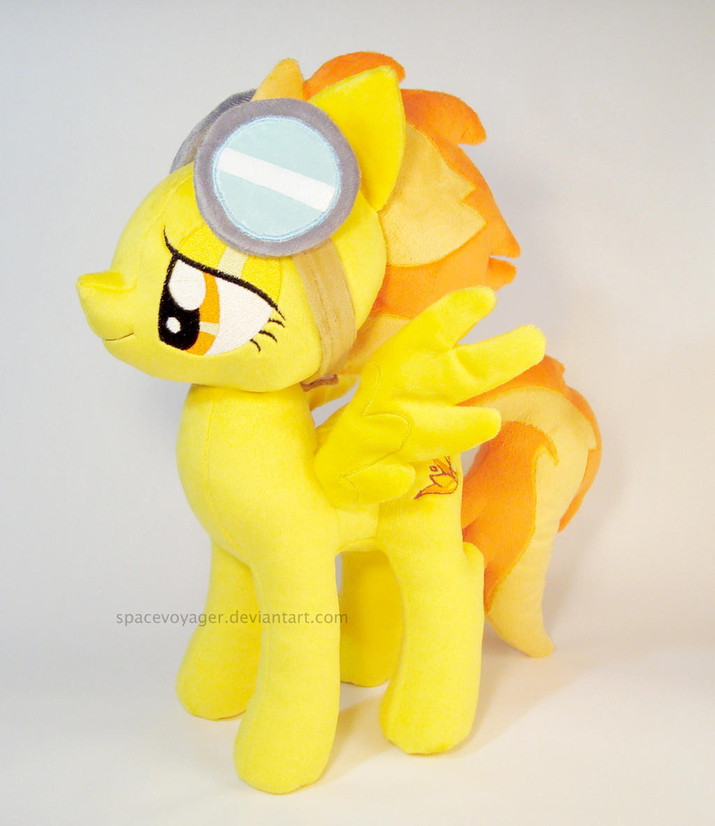 Spitfire by PlanetPlush