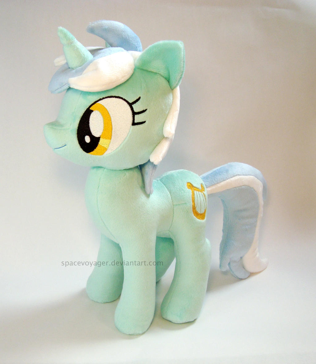 Lyra Heartstrings by PlanetPlush