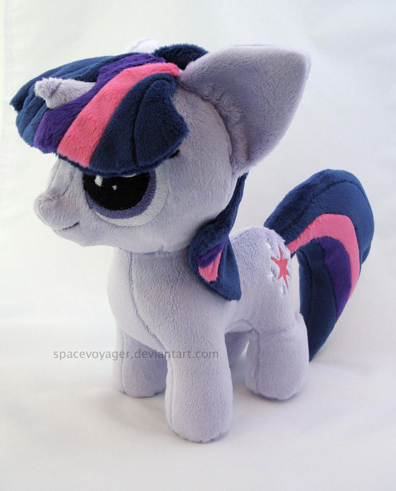 Twilight Sparkle filly by PlanetPlush