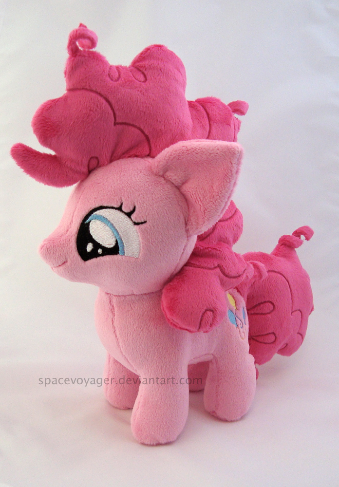Pinkie Pie filly by PlanetPlush