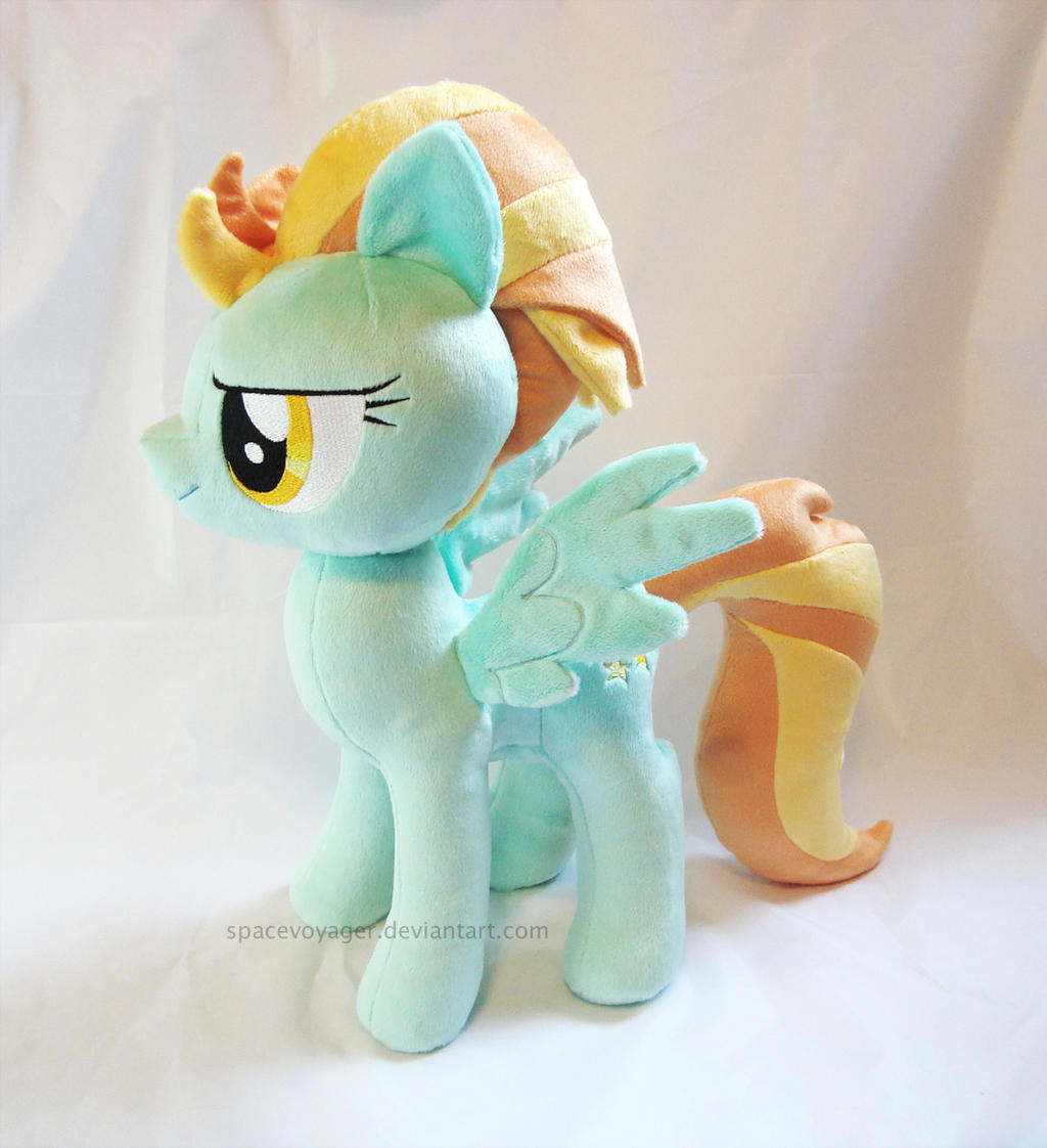 Lightning Dust by PlanetPlush