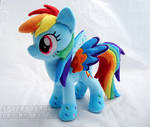 Rainbow Power Dash