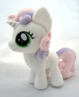 Sweetie Belle by PlanetPlush