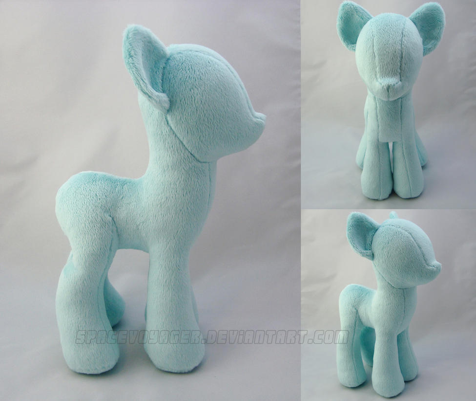Pony Prototype v2 by PlanetPlush