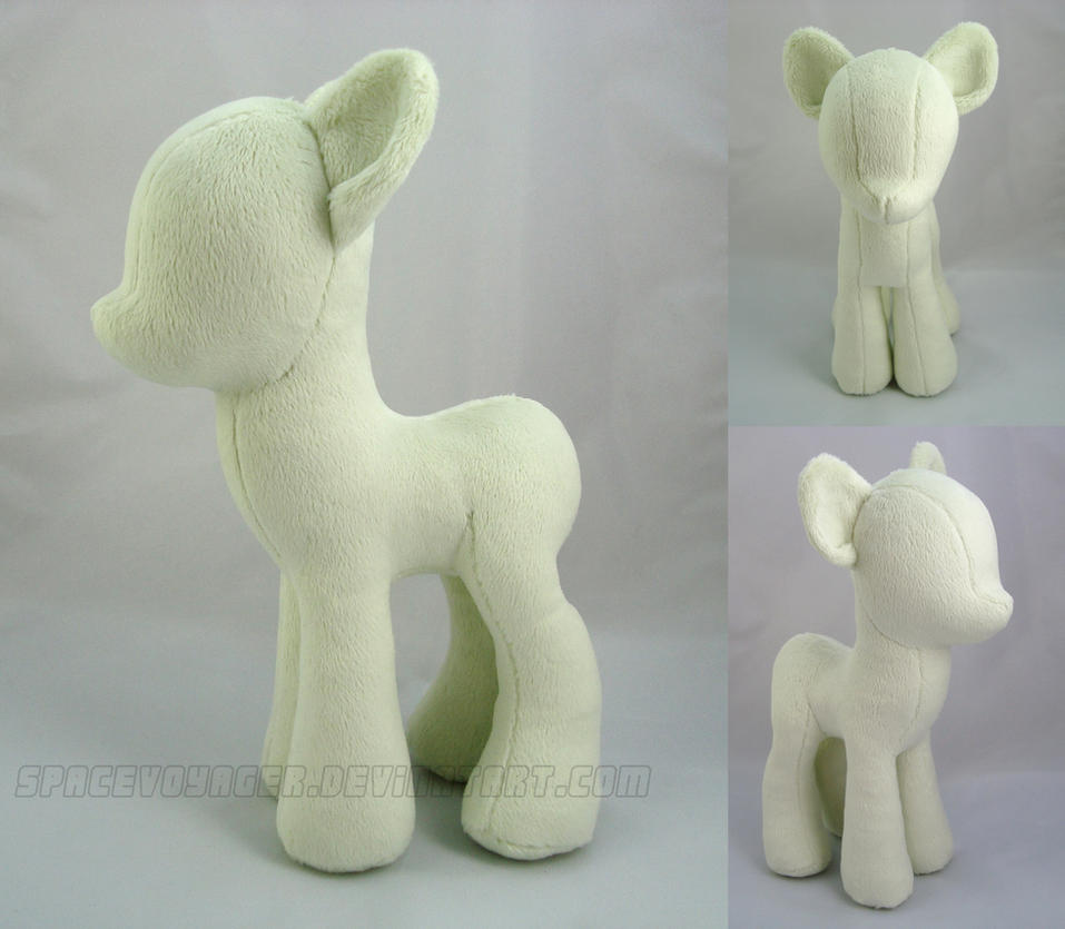 Pony Prototype v3 Final by PlanetPlush