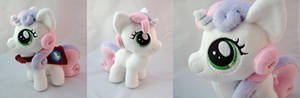 4DE Sweetie Belle Prototype