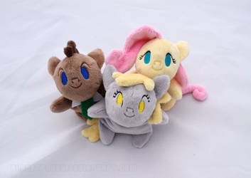 My Little Pony Kuttari Plush! by PlanetPlush