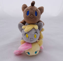 My Little Pony Kuttari Stacking! by PlanetPlush