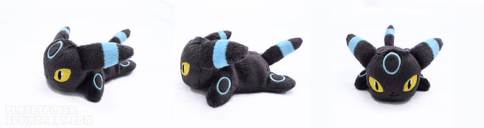 Shiny Umbreon Kuttari by PlanetPlush