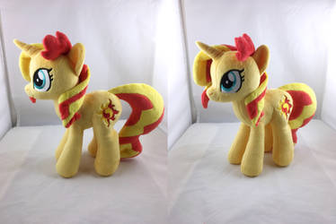 Sunset Shimmer by PlanetPlush