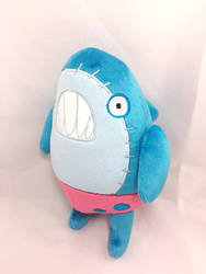 Bytheway Inazma Delivery by PlanetPlush