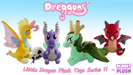 Return of the Dreggons - Kickstarter! by PlanetPlush