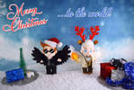 A Good Omens Kind Of Christmas! by PlanetPlush