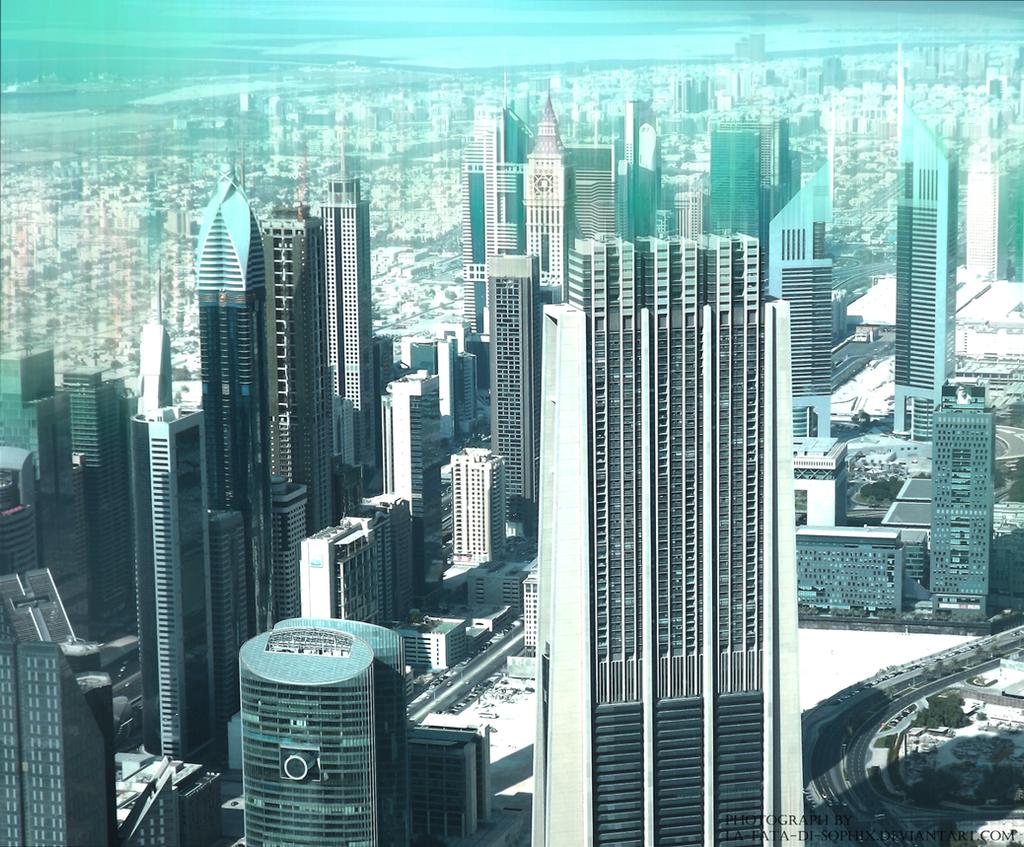 growth of the future by La-Fata-di-Sophix