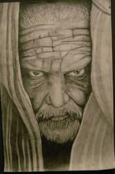 Old Man by Kuatsimoto