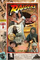 RAIDERS OF THE LOST ARK poster by adammcdaniel