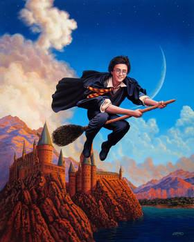 Harry Potter Parrish
