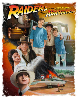 Raiders of the Lost Art: The Adaptation