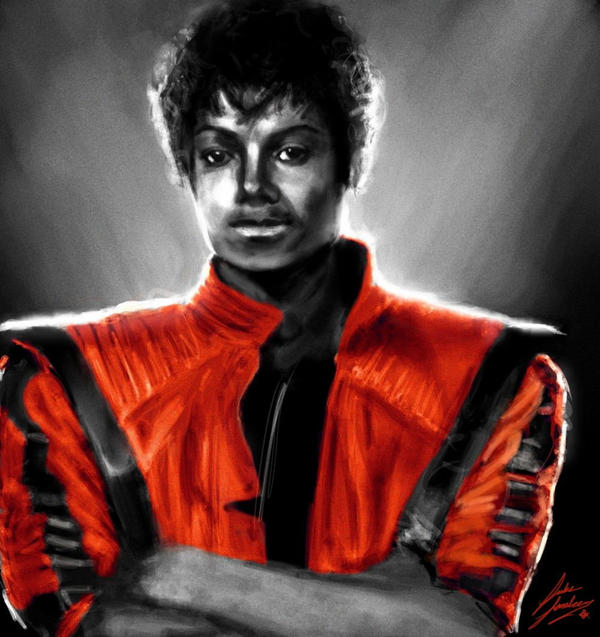 Michael Jackson by FulcrumFXL