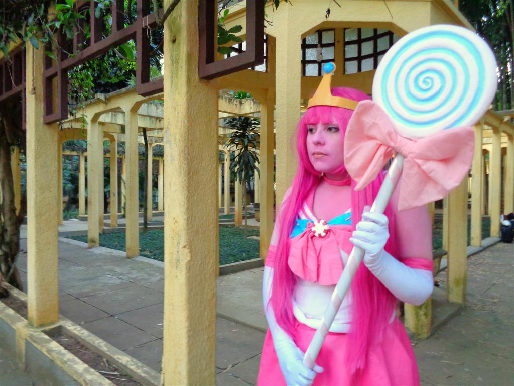 Sailor Bubblegum by RobinYume
