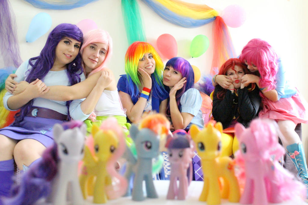 Equestria girls 2 by RobinYume