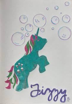 Fizzy, classic My Little Pony
