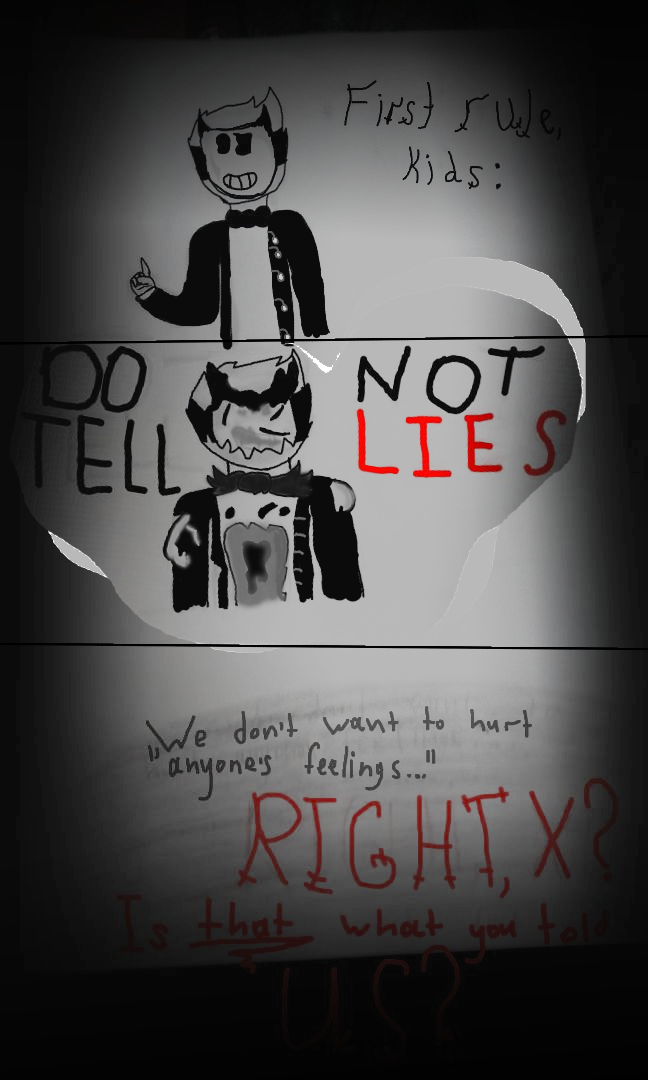 Don't tell lies by Xerday
